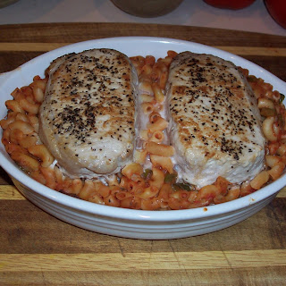 Pork Chop Casserole Pasta Recipes