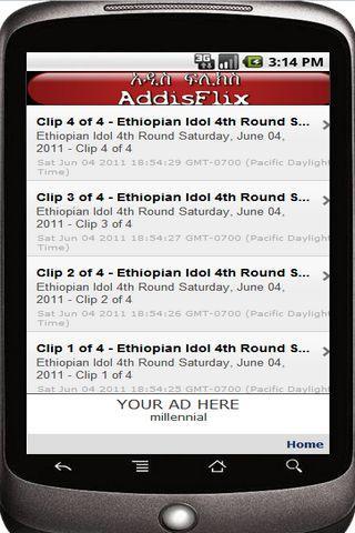 AddisFliX Ethiopian Video