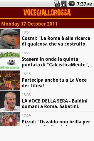 Voce GialloRossa Roma