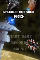 Screenshot of Starbase Defender Free