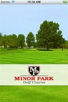 Screenshot of Minor Park Golf Course