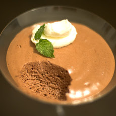 French Chocolate Espresso Mousse
