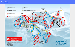 Screenshot of Bukovel