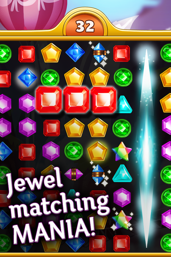 Jewel Mania™ Screenshot 1