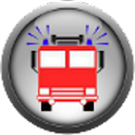 Fire Truck Lights and Sirens icon