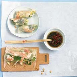 Vietnamese Fish Spring Rolls Recipes