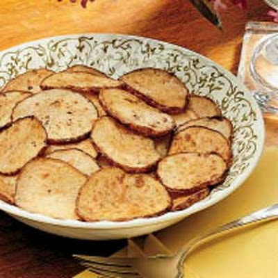 Broiled Red Potatoes