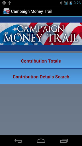 Campaign Money Trail
