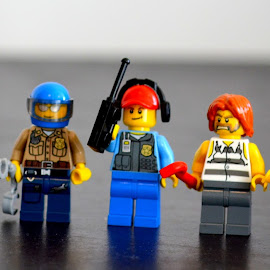 Gang of Minifigs by Anjuli Shankhwar - Artistic Objects Toys ( boys_toys, lego_minifigs, toys, gang of minifigs, lego,  )