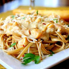 Creamy Linguine with Clam Sauce