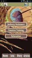 Screenshot of Jealousy Test & CBT Self-Help