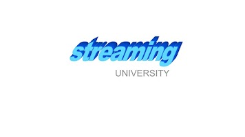Screenshot of STREAMING UNIVERSITY
