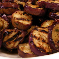 Coriander and Cumin Broiled Eggplant
