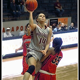 UIndy VS William Jewell womens Basketball 20 by Oscar Salinas - Sports & Fitness Basketball