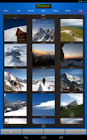 Screenshot of Picture Sliding Puzzle