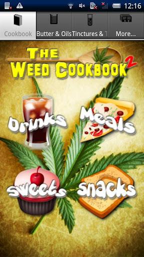 Weed Cookbook 2