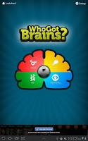 Screenshot of Who Got Brains IQ Brain Games
