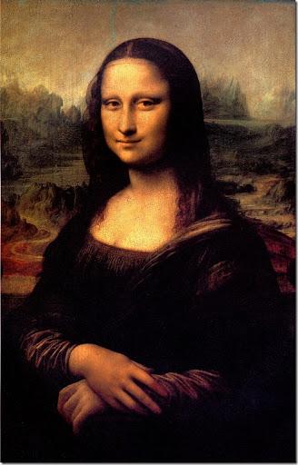 Leonardo di ser Piero DA VINCI - Monna Lisa