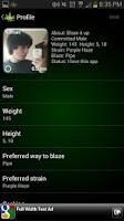 Screenshot of Meet Weed Friends - BlazeMeUp!