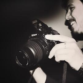 Agen bradr by Andrijana Ignjatovic - People Portraits of Men ( shoot, beard, brother, nikon, mustache, brat,  )