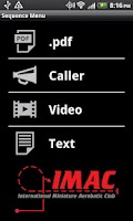 Screenshot of IMAC Lite