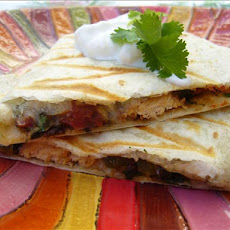 Gf Chicken Quesadillas