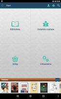 Screenshot of Ebookpoint (czytnik eBooków)