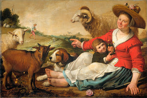 RIJKS: Jacob Gerritsz. Cuyp: painting 1628