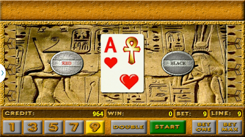 Screenshot of Book of RA
