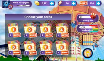 Screenshot of Bingo - Free Live Bingo
