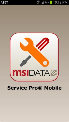Service Pro® Mobile