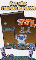 Screenshot of Monster Tap and Run