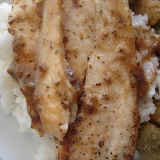 Joshua's Favorite Tilapia With Jasmine Rice