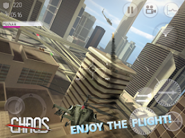 Screenshot of C.H.A.O.S Tournament