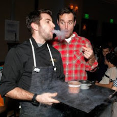 Celeb Chefs Cook At Sundance