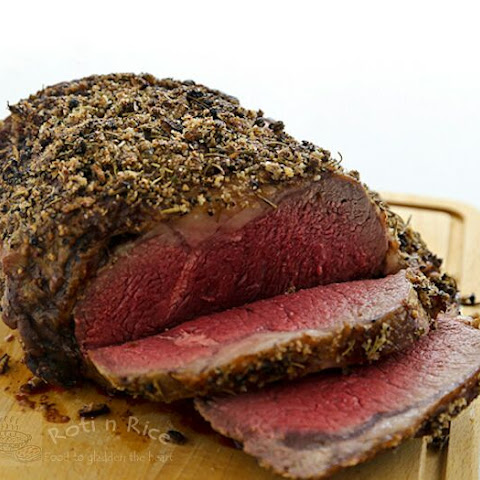 herb crusted herb crusted standing rib herb crusted beef rib roast
