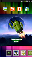 Screenshot of Android Logo Wallpapers