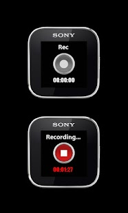 Ghost Recorder for Smartwatch - screenshot