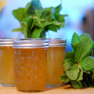 Apple Mint Jelly Vinegar Recipes
