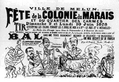 fête de la colonie du marais