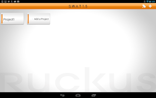 Screenshot of Ruckus S.W.A.T