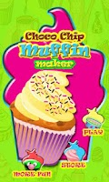 Screenshot of Muffin Maker - Cooking Game