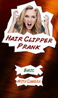 Screenshot of Prank - Hair Clipper