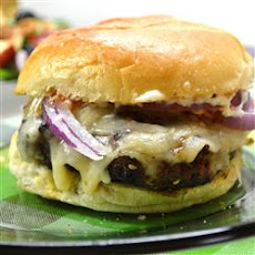 Garlic and Onion Burgers