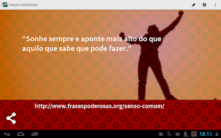 Screenshot of Powerful Phrases in Portuguese