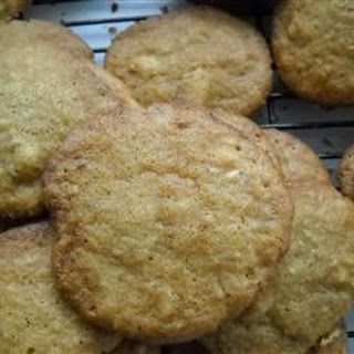 Lemon Macadamia Nut Cookies Recipes