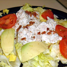 Different and wonderful chicken salad