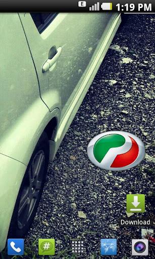 Perodua 로고 위젯