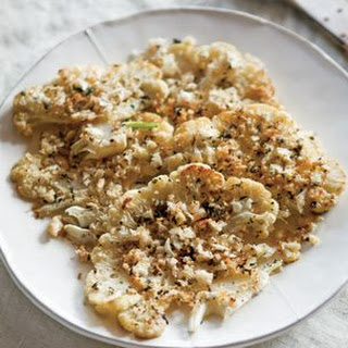 Caramelized Cauliflower Steaks