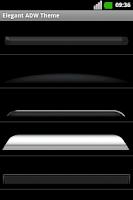 Screenshot of Elegant ADW Theme